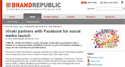 Brand Republic VivaKi REAL Social