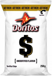 Doritos Unidentified Flavour