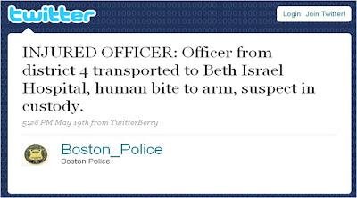 Twitter Boston Police