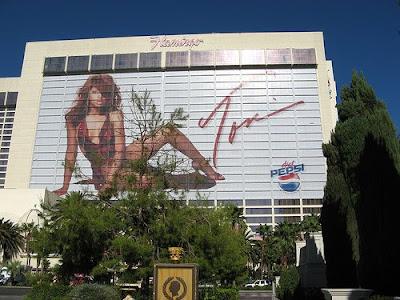 Toni Braxton Flamingo Las Vegas Diet Pepsi poster