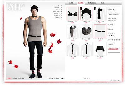 HM Fashion studio male front