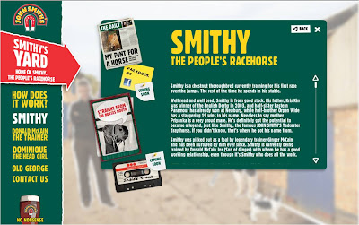 John Smiths Smithy The Peoples Race Horse