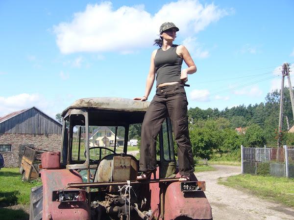 Kobiety na traktory !!!!!!!