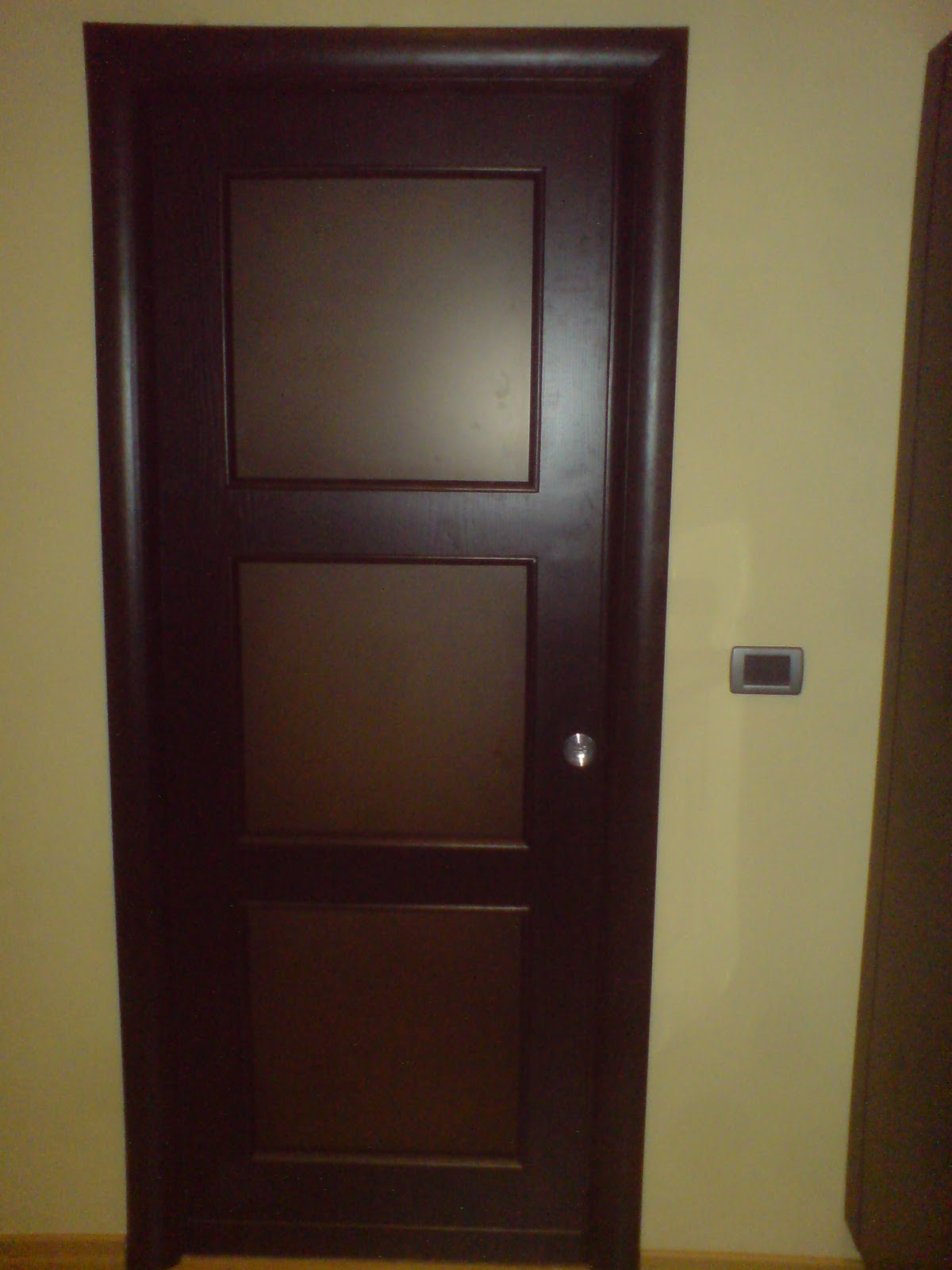 Ilvecchioartigiano porte in rovere - Porte color ciliegio ...