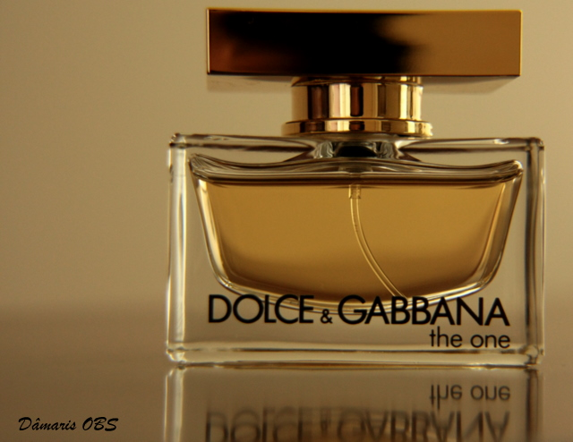 THE ONE PERFUME DA DOLCE GABBANA