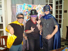 VER TODA LA MUESTRA RETRO ZORRO Y BATMAN