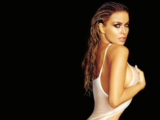Free non watermarked wallpapers of Carmen Electra at Fullwalls.blogspot.com