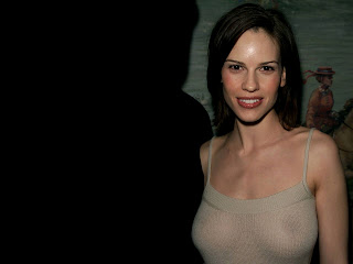 free non watermarked wallpapers of hilary swank at fullwalls blogspot
