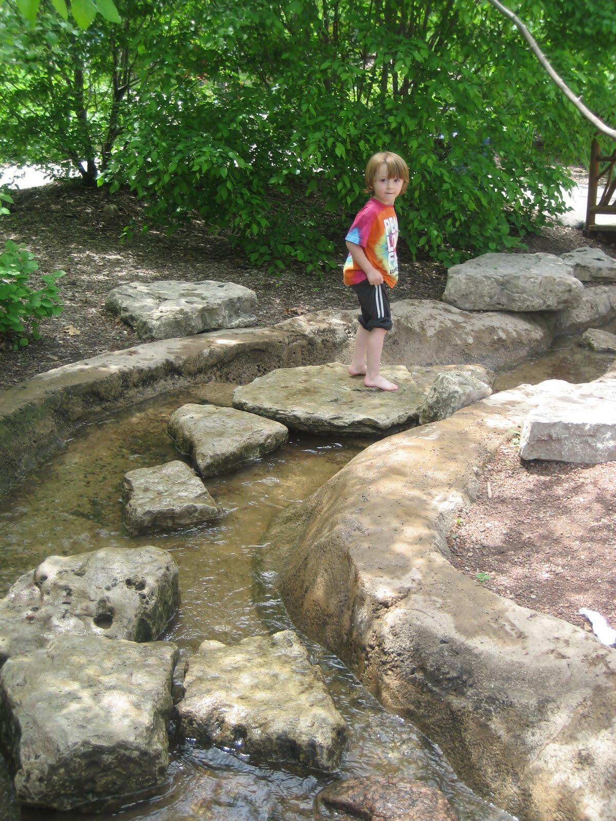 Just one more mommy blog morton arboretum in naperville for 7194 garden pond