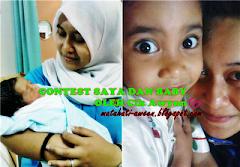 CONTEST SAYA DAN BABY