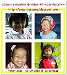 ConTeST SENyuMan @ HaPpy BirThDay FarIsyah