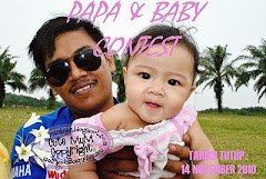 PAPA and BABY CONTEST!!