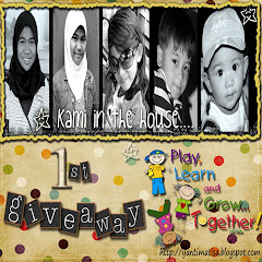 """ Kami 1st Giveaway """
