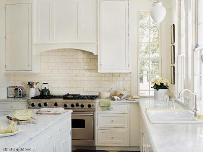 Image Result For Kitchens With Subway Tile Backsplash