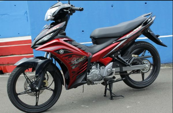 Modifikasi Motor New Jupiter Mx 135 Cc