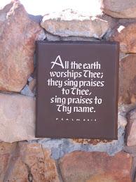 Sign at Grand Canyon