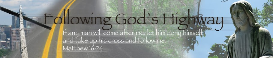 Following God's Highway