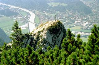 Blick über Naunspitze ins Inntal 15
