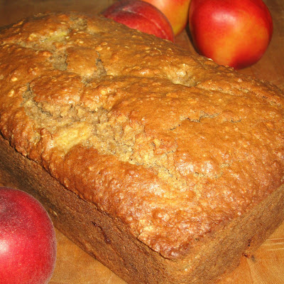 Jane's Sweets & Baking Journal: Peach Bread . . . with Nectarines ...