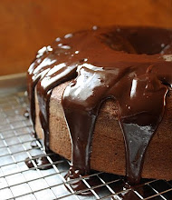 Espresso Chocolate Chip Pound Cake . . .
