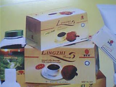 GANODERMA COFFEE....