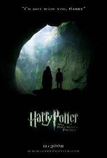 harry Potter Half Blood Prince Movie Poster