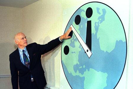 El Reloj del Apocalipsis