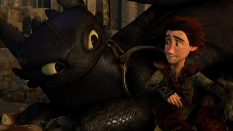 How to Train Your Dragon HD Pictures