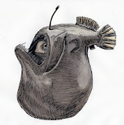 It was of said Angler fish after a meal (In fact during if you look inside .
