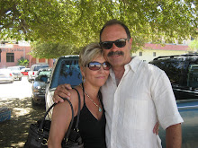The Hubby and I in Cabo
