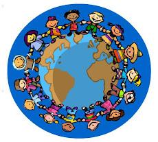 As criancinhas de toda nação... Seja África, China, Brasil ou Japão... Jesus as ama...