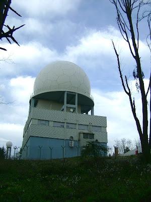 Radarska postaja na Sljemenu