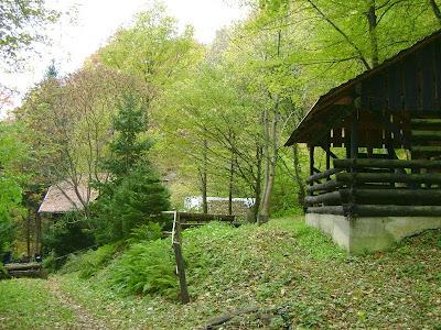 Šumska učionica i Lugareva kućica