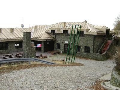 Glavni ulaz u Dom Sindikata