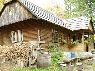 Glavna drvena dvorana - Kaptolska lugarnica