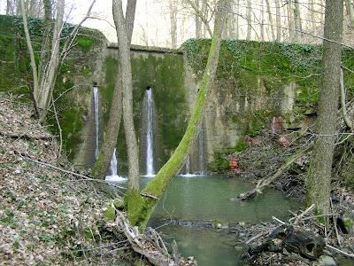Brana na Vrapčanskom potoku