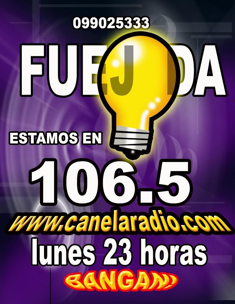 FUEJODA RADIO (EL INVENTARIO)