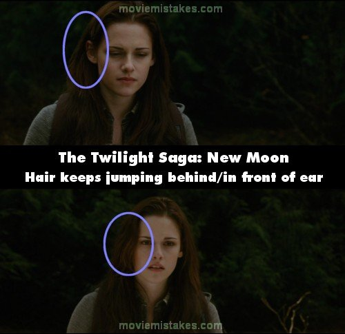 Twilight new moon short summary