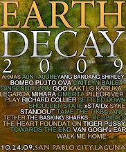 EARTH DECAY 2009