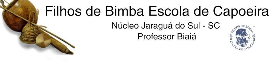 Filhos de Bimba Escola de Capoeira - Jaraguá do Sul - Santa Catarina - Brasil