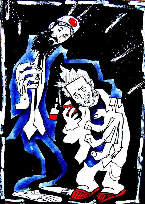 Scroobius Pip & Dan le Sac