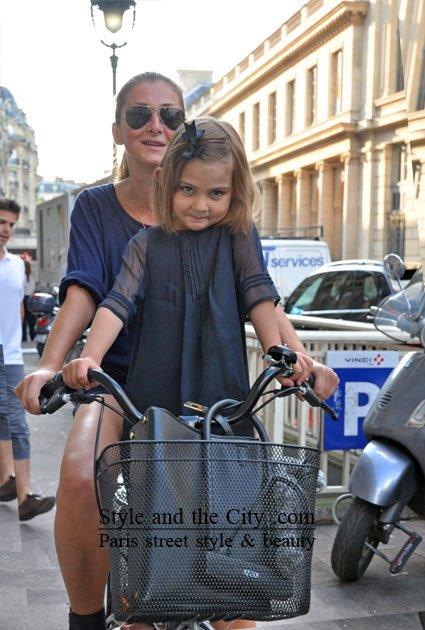 BIRKIN WATCHER: Bike and Birkin