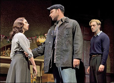 a view from the bridge play Things to do arthur miller's 'a view from the bridge' returns to its brooklyn roots at the waterfront barge museum the tragic play is based on the red hook dockworkers of the 1950s.