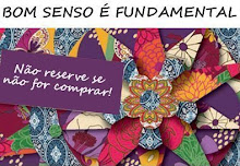 RESERVA É COISA SÉRIA!!!
