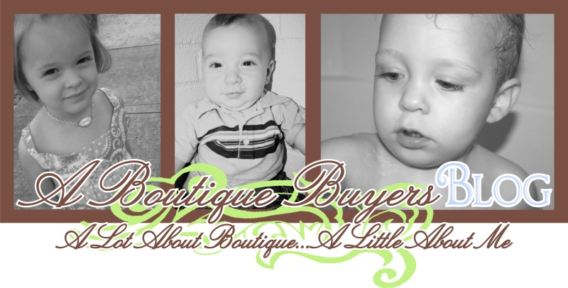 A Boutique Buyers Blog
