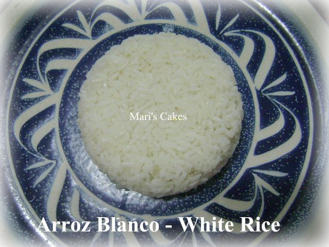 Como Cocinar Arroz Blanco | Como Cocinar Arroz Blanco Mari S Cakes