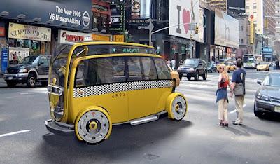 Taxi Masa Depan