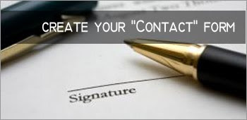 Day 9 - Create Your Contact Form