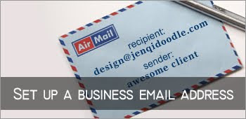 Day 5 - Set Up A Business Email Address