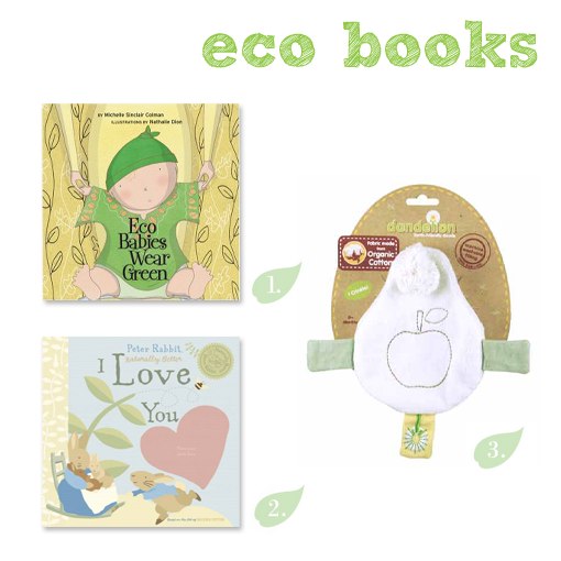 Eco Book Picks from Chic Mother and Baby